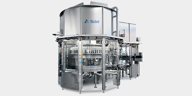 Water and drinks filling machine - SIDEL