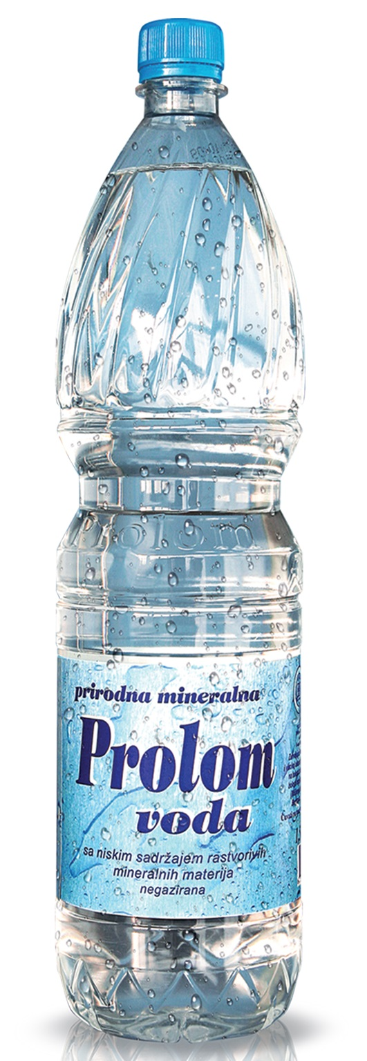 Prolom Voda bottle