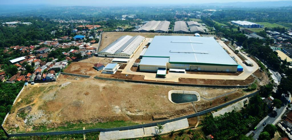 Sidel Hokkan Group Indonesia Plant
