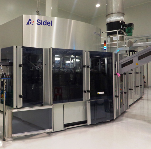 Sidel General Beverage Thailand Equipment