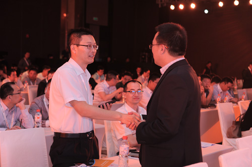 Sidel KNOWLEDGEshare China meeting