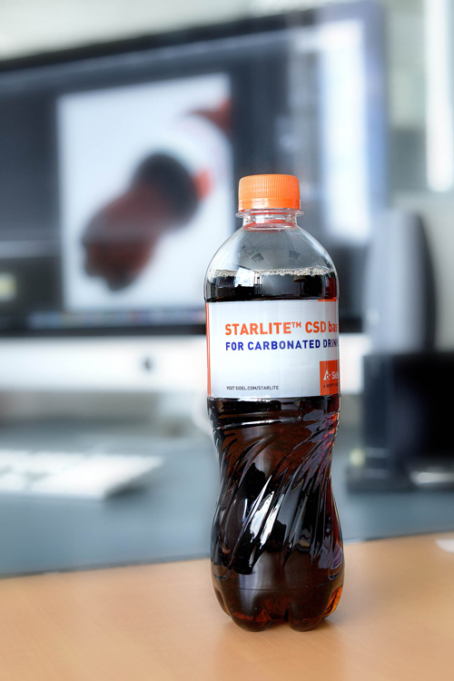 Sidel StarLite CSD bottle