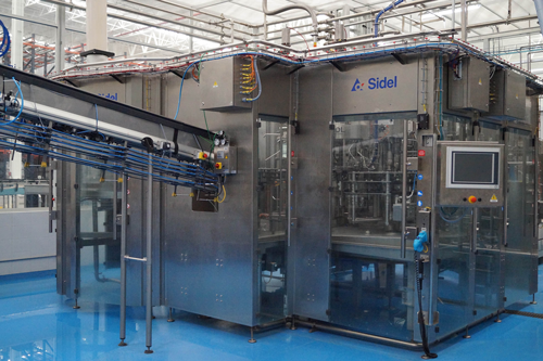 Sidel Innomex Mexico Filler