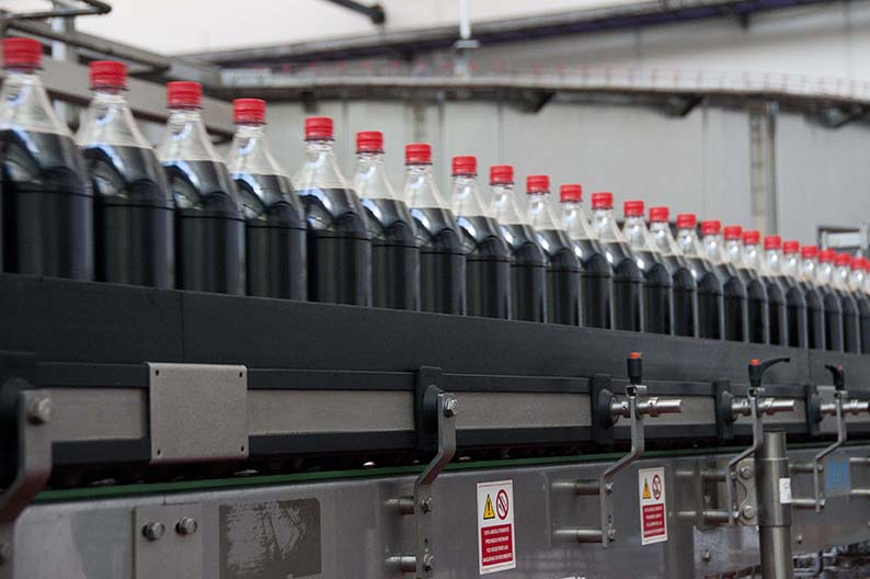 Sidel Refres Now Argentina bottle line