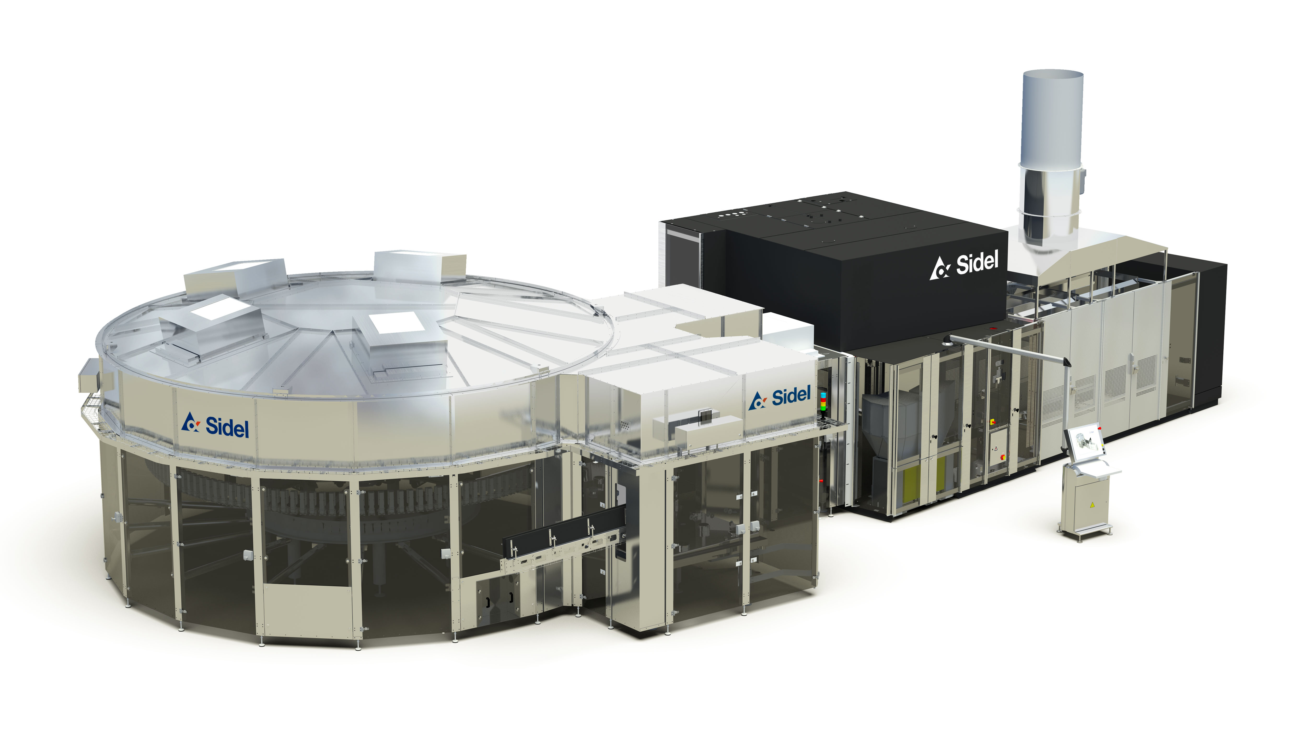 Sidel Matrix machine